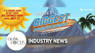 Auto Focus | Industry News: TMP Offers Huge Savings With Its Biggest Summer Blowout This May