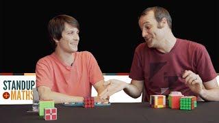 Matt meets Feliks Zemdegs: Rubik's Cube World Champion