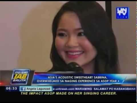 media sabrina acoustic