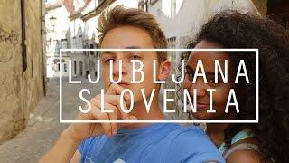 24 HOURS IN LJUBLJANA, SLOVENIA