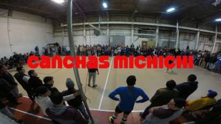 ecuavoley  Macho vs Juan  locos por el voley