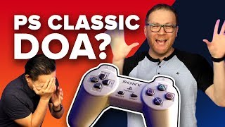 PlayStation Classic: Maybe don't make this one, Sony | Nope, Sorry