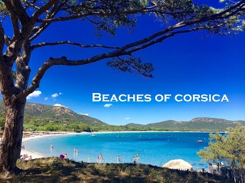 Corsica / Korsika 2016 - Beaches of Santa Giulia - Palombaggia - Tamaricciu (Full HD Gopro Hero4)
