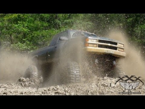2013 MUD TRUCK ACTION SHOT CALENDAR DEBUT!