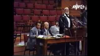 ኦዉን ኢየሱስ (ዐሰ) አምላክ ነዉን?   Part 2   Sheikh Ahmed Deedat Vs Dr.Anis Shorrosh   Is Jesus God? ( Amharic
