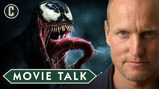 Venom Movie In Talks with Woody Harrelson - Movie Talk