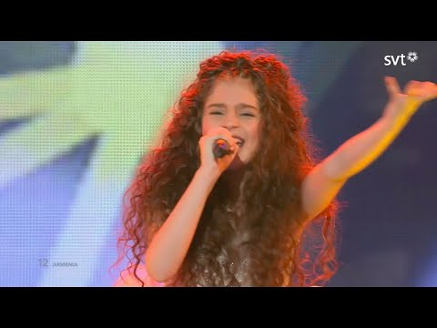 Betty - People Of The Sun (Armenia) - Live - Junior Eurovision Song Contest 2014