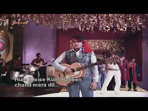 Chand Mera Dil ... Chandni Ho Tum - Hum Kisi Se Kum Nahin(1977...