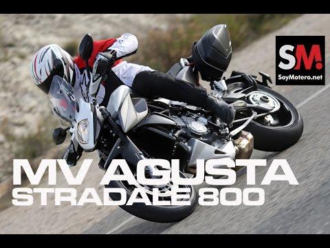 Presentaci�n MV Agusta Stradale 800 2015