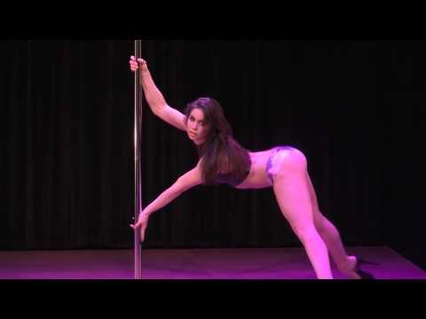 2017 US Pole Dance Championship Novice Sexy - Alexandra