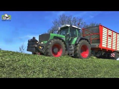 Heel veel veehouders en loonwerkers al weer volgas in het gras Trekkerweb