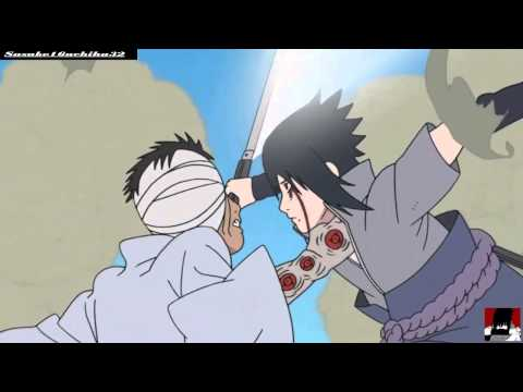 Sasuke Vs Danzo Amv Three Days Grace - Time Of Dying video