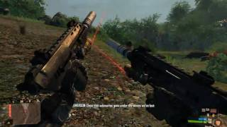 Crysis Warhead Play Through part 5_XFX HD 4770_AMD Phenom II X4 925 @3.62Ghz