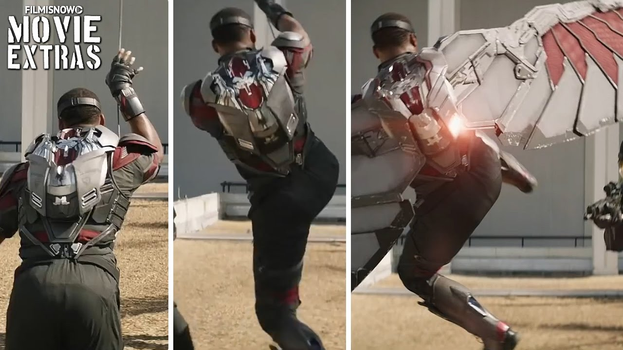 Captain America: Civil War - VFX Breakdown by Rise FX (2016)