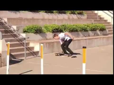 Ollie @aaronjawshomoki #shralpin | Shralpin Skateboarding