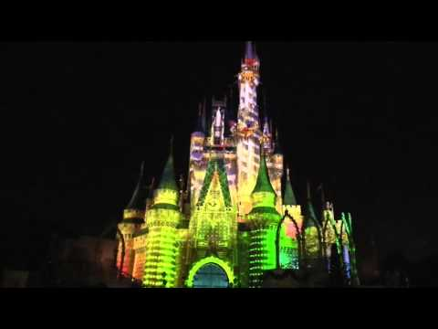Celebrate The Magic Holiday Tag at the Magic Kingdom in Walt Disney World
