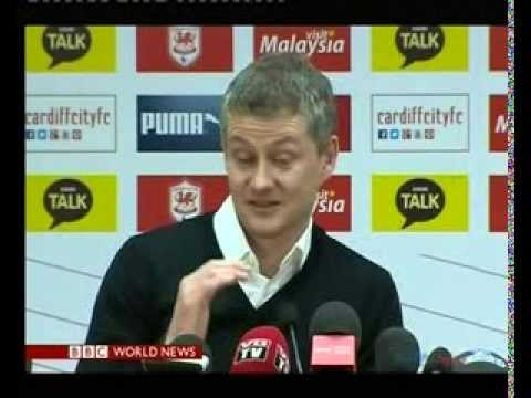 Cardiff City appoints new manager: Ole Gunnar Solskjaer