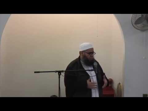 Maulana Mikaeel - Jummah on 04/17/15