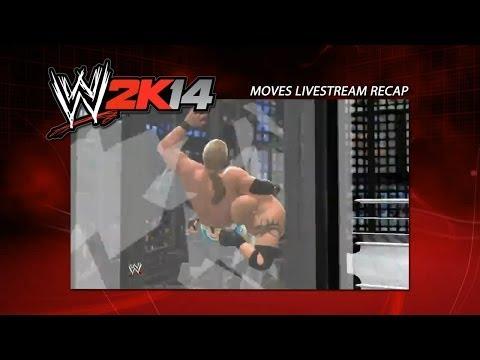 WWE 2K14: New Moves Recap + Elimination Chamber OMG Moment!