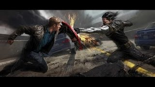 Captain America: The Winter Soldier Movie Review!!!