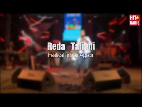 "Download  Extrait Live de Reda Taliani ""Va Bene"" au Festival Timitar 2015 avec HIT RADIO Gratis, download lagu terbaru"
