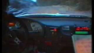 Juha Kankkunen On Board SS20 RAC Rally 1993