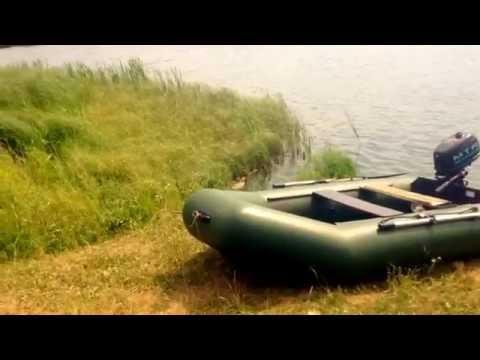видео ролики лодки с мотором