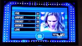 Family Fued most epic failure
