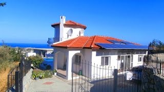 3 BEDROOM SOLAR POWERED VILLA, KARSIYAKA. £74,950 HP1422-K