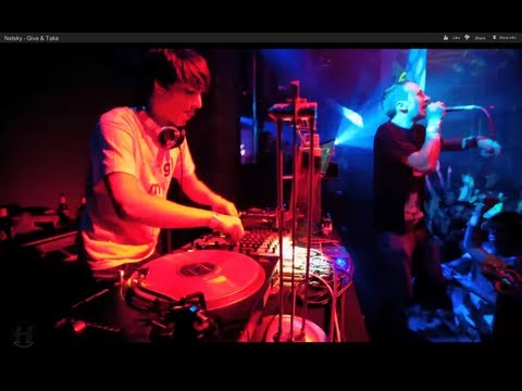 Netsky - Give & Take