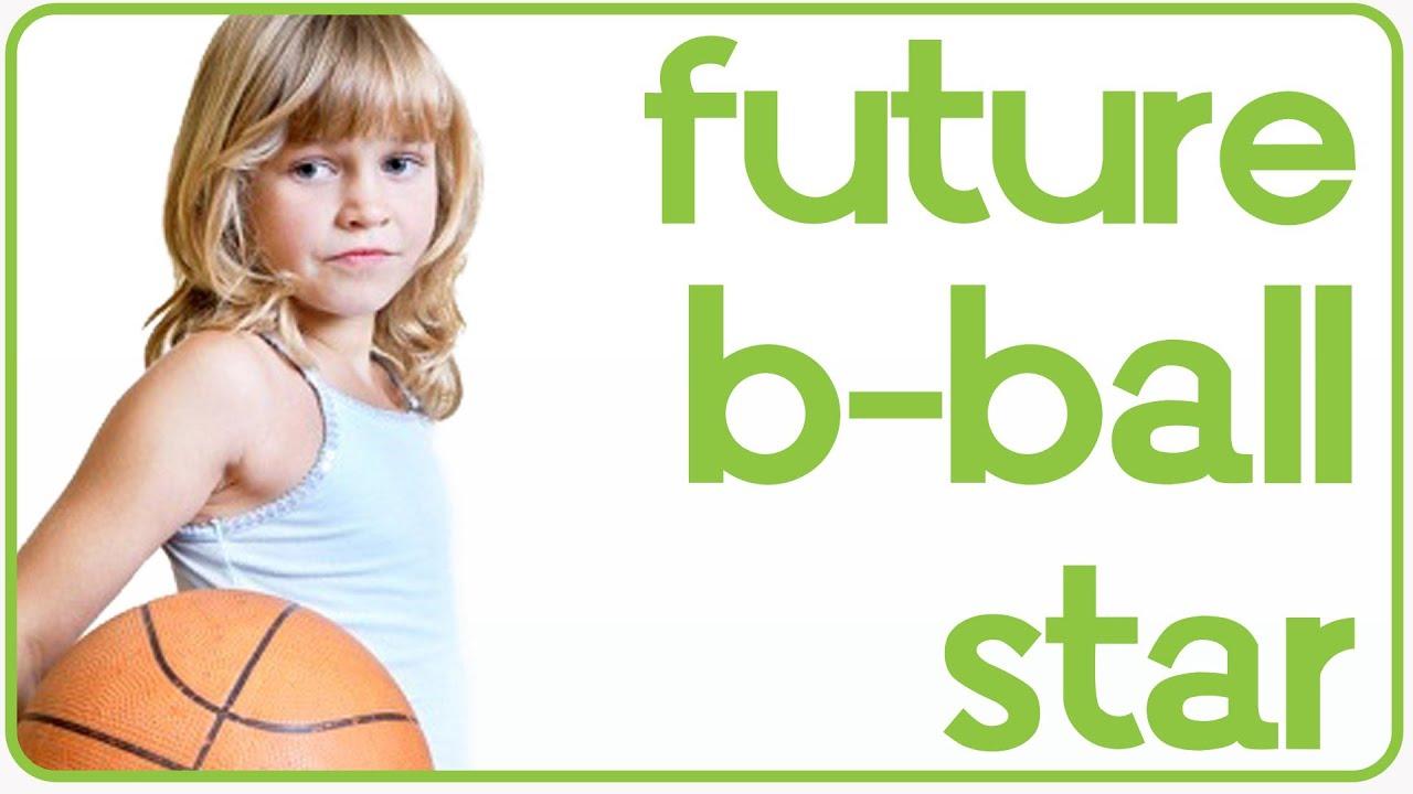 Dribbling Basketball Skills Girl Dribbling Skills