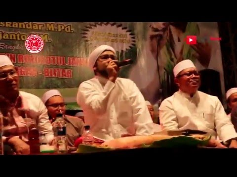 (HD) Darungan Bersholawat Bersama Habib Ja'far Bin Ustman Al Jufri Kereto Jowo + Berkat Sholawat