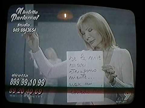 Nicoletta Paciaroni La9 Entrata Con fogli per terra 27 11 05 Video