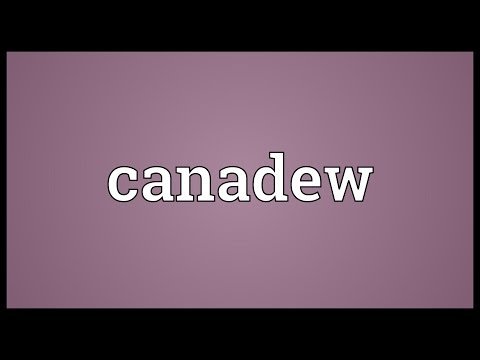 Header of canadew
