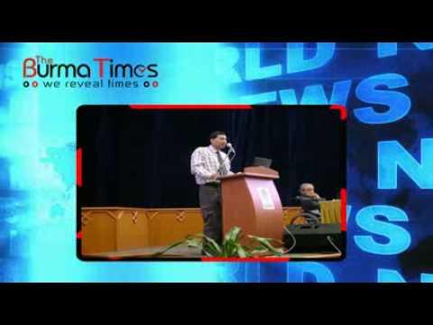 Burma Times TV Daily News 21.6.2015