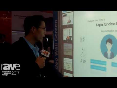ISE 2017: ShenzhenTimeLink Technology Features TimeLink Cloud Education