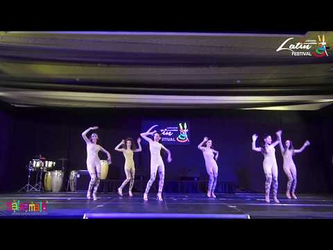 LDA Ladies Styling Team Dance Performance | LLF-2017