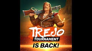 killingMACHINE in Trejo Tournament ||| Aim-Assist Off.