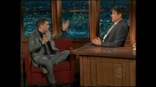 Michael Buble Video - Michael Buble Interview on Ferguson 7/10 (TheAudioPerv.com)