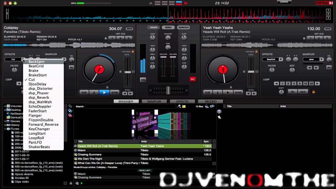 Comment faire un mix de musique sur mac - Comment couper une musique sur mac ...