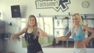 Shakira feat. Carlinhos Brown-La La La (Brasil 2014) choreo by Mariann and Niina