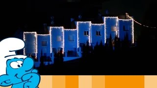 "The ""Smurf Village"" in Juzcar Shines Again • Les Schtroumpfs"