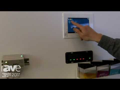 ISE 2017: Larnitech Demos Plug & Play System for Smart Home