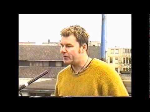 Stuart Adamson Oldenburgh Germany Interview 2000