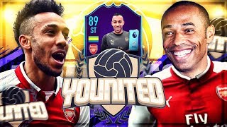 FIFA 19: YOUNITED ICON HENRY! GEGNER WILL UNS ZERSTÖREN 😱😱 FIFA 19 Ultimate Team Harte Wahl #3