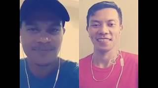 April Boy Regino   Kahit Kaibigan Lang by RENZ87 TRT and crs vhinson on Smule 1560300351575