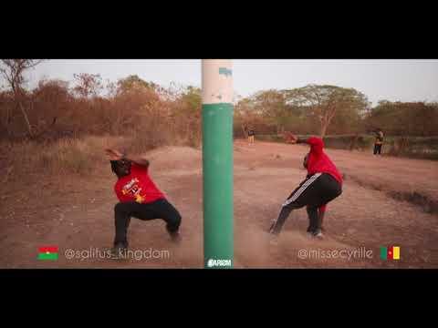 Djeff Ft. Zakes Bantwini - Take me to Ouagadougou [Official Dance Video] by Karism