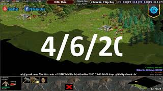 AoE 22 Random BiBi, Tiểu Màn Thầu vs Chim Sẻ, ChipBoy Ngày 4-6-2018