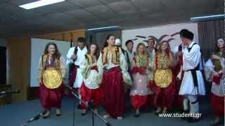 100Vjetori i Pavaresisë Nga Studentet Ne Greqi