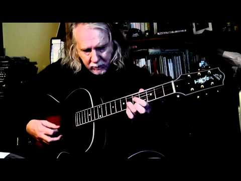 Love You Madly for Plectrum Guitar by Al Hendrickson